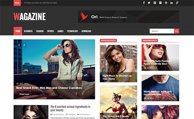 wagazine-responsive-blogger-template