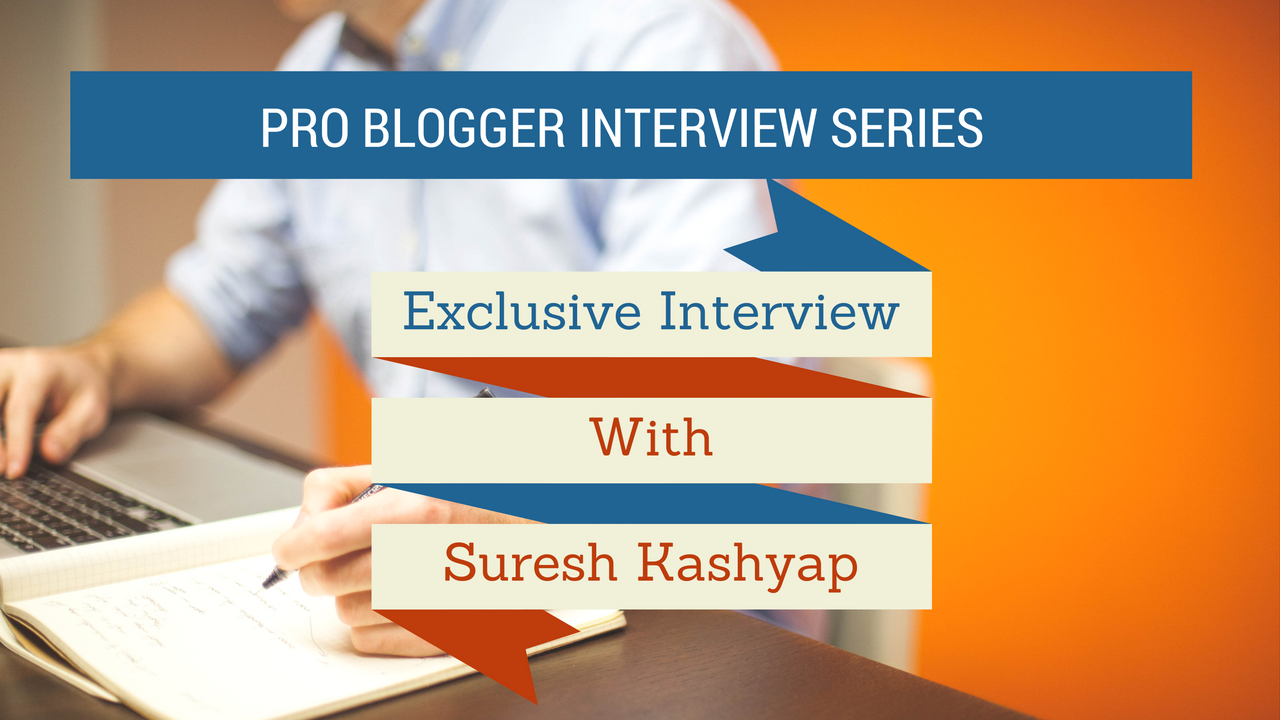 An Exclusive interview with Suresh Kashyap From Tips2secure