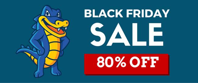 HostGator Black Friday 2017 Deals Coupons and Flash Sale