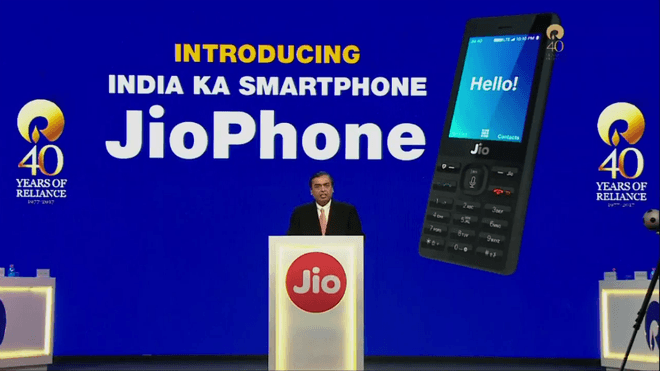 Jio Phone Pre booking online, Price Features And Specifications 2017