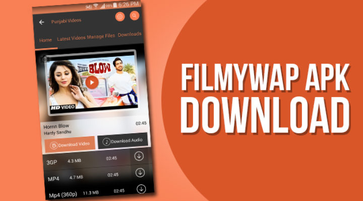 Filmywap APK Download