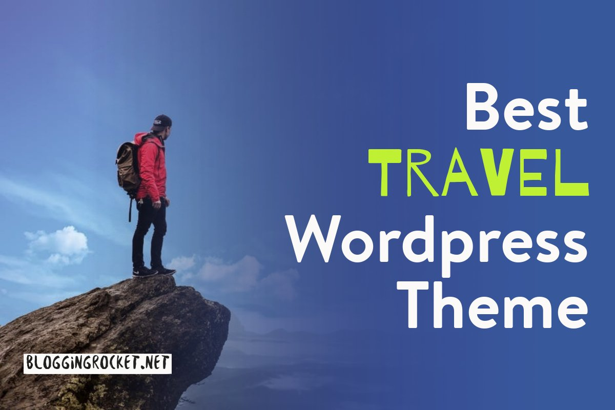 wordpress themes for travel