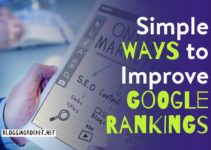ways to improve google rankings