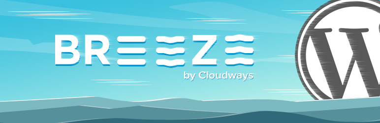breeze by cloudways wordpress cache plugin