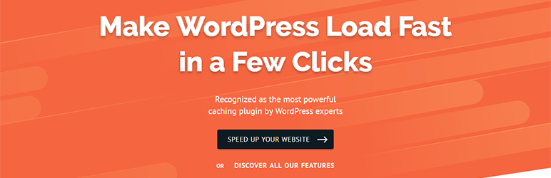 WP Rocket Paid WordPress cache plugin