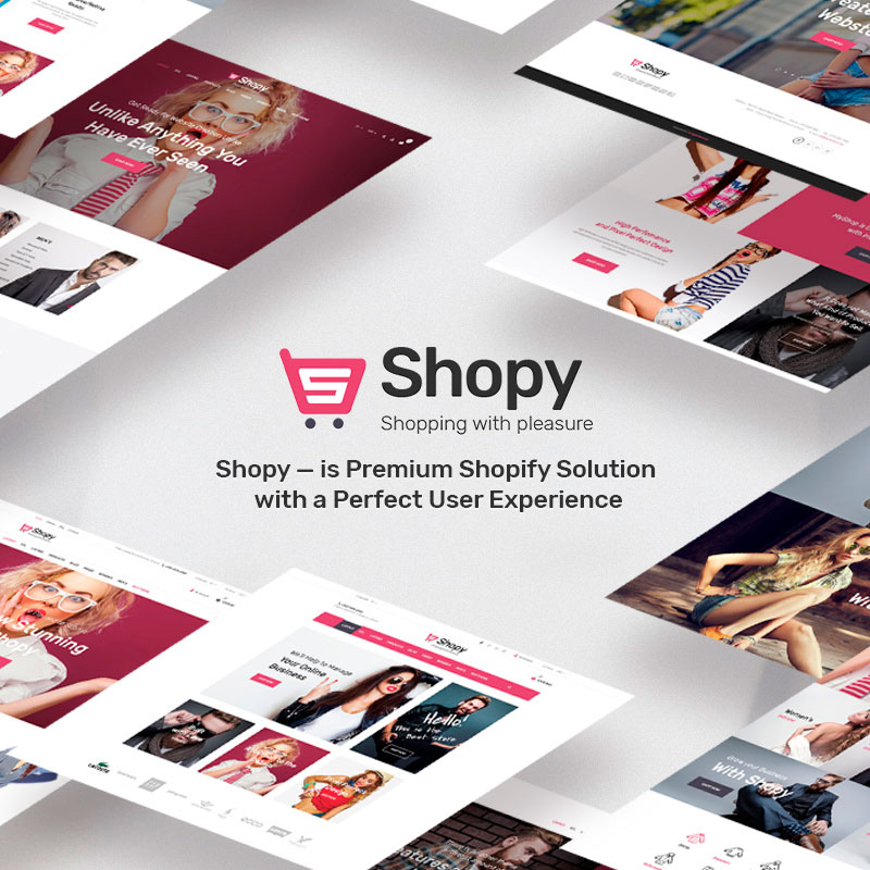 Shopy - Fashion Shopify Theme