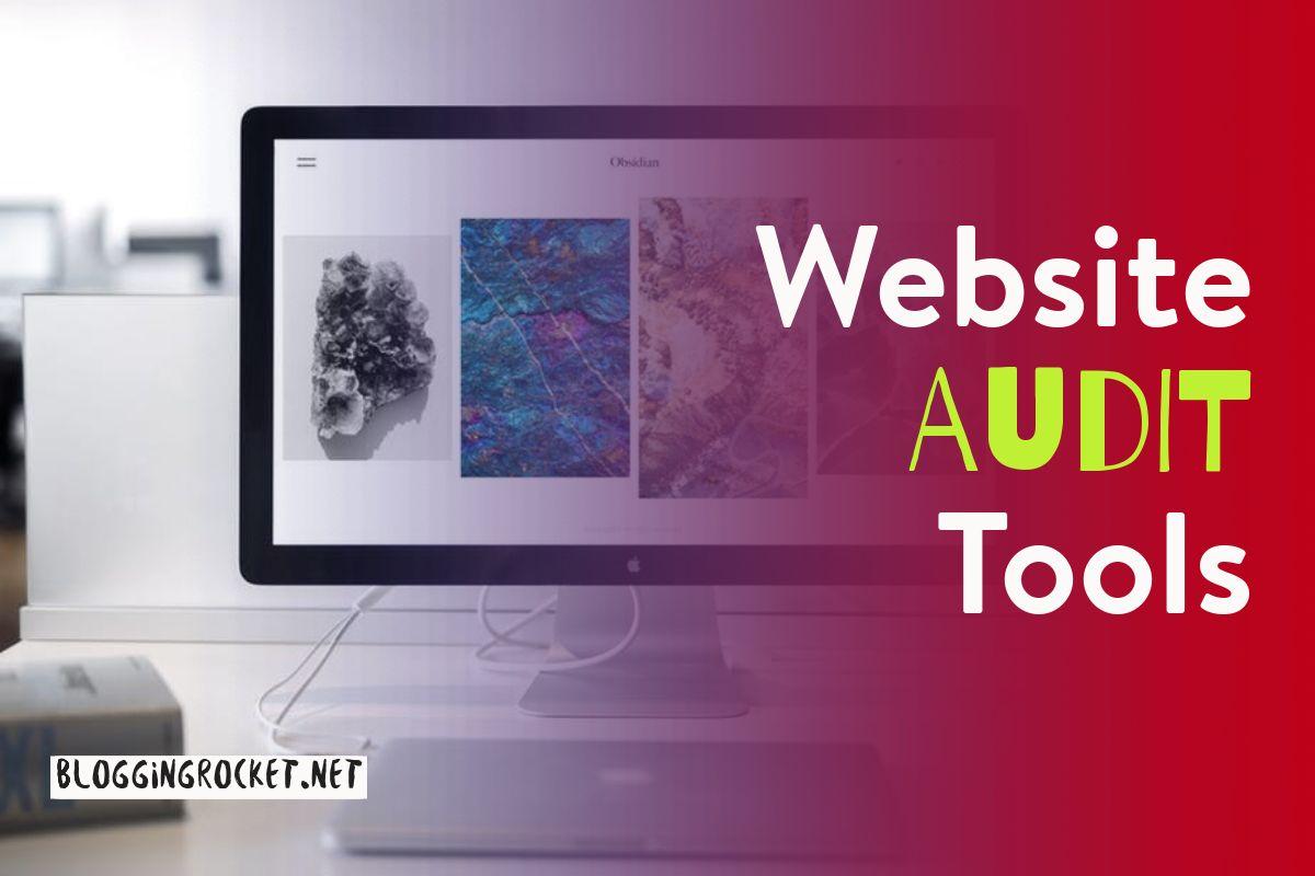 website audit tools