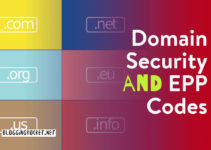 domain security and epp codes