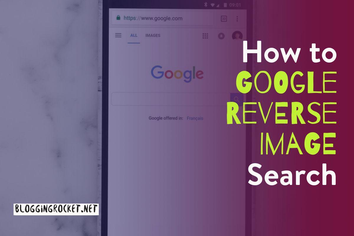 google reverse image